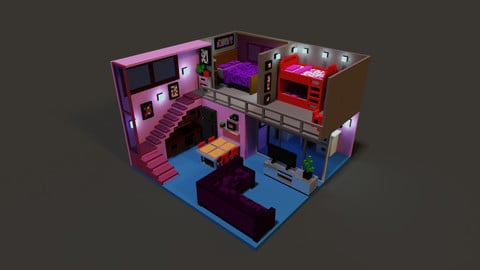 house_voxel