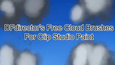 DF's Cloud Brushes Set 1 (CSP)