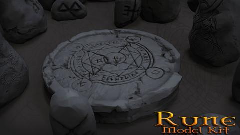Rune Model Kit
