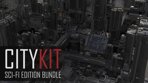 CityKit: Sci-Fi Edition Bundle