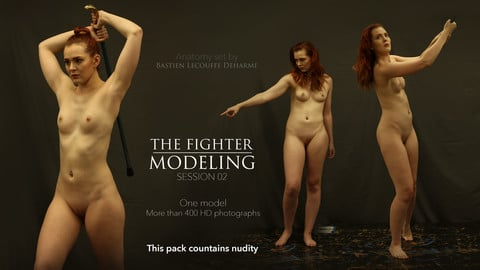 MODELING / The Fighter