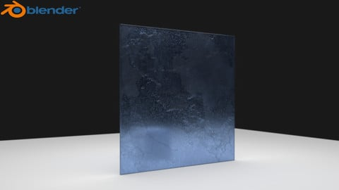 PGM Shader; Icy Glass