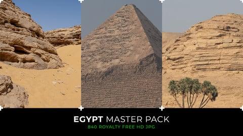 Egypt - Master Pack