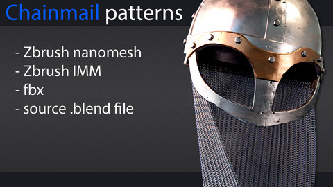 Chainmail patterns