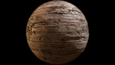 155. Wood Planks#15