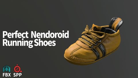 Perfect Nendoroid Shoes