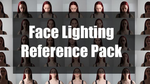 Face Lighting reference Pack