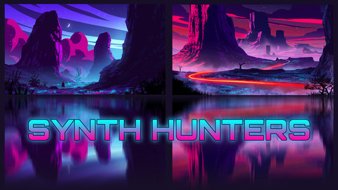 Synth Hunters 2Pack