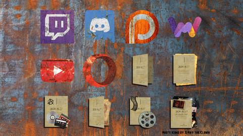 Rusty Icons vol.3