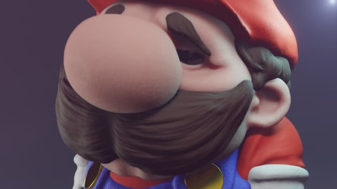 Mario Stylized V1.0