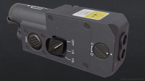 Visible pointer CBVP-1