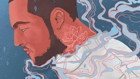 MAC MILLER - SELF CARE - SWIMMING album cover