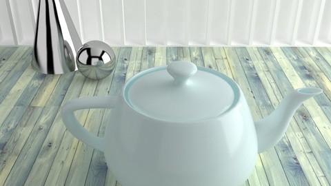 Teapot [Tall]