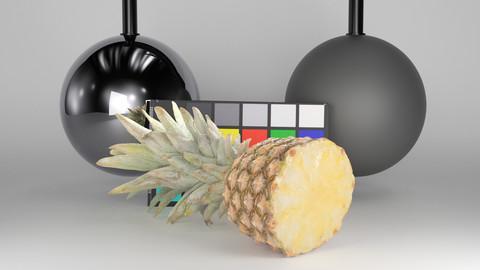 Top half of pineapple 31