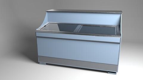 Modern Chest Freezer