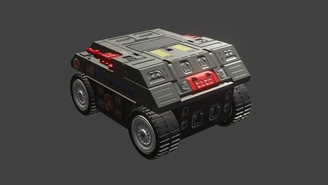 StarCom Laser-Rat