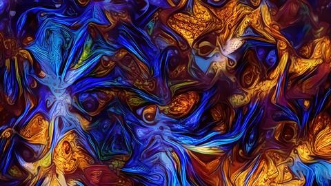 AI Blue Innovation Leading