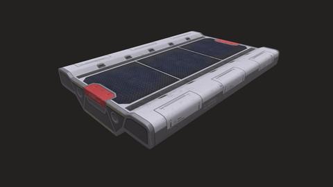 Sci-Fi Platform