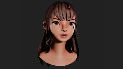 Cute Character Stylized (CCC)
