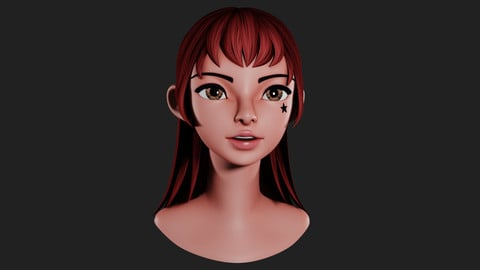 Cute Character Stylized (CCE)