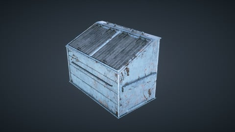 Bin Container