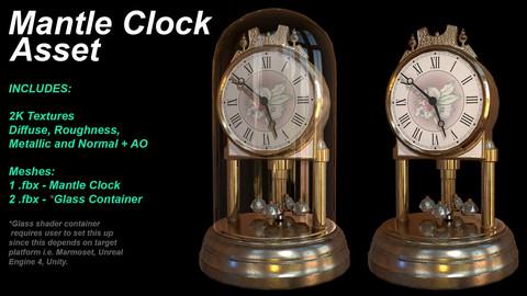 Mantle Clock Asset