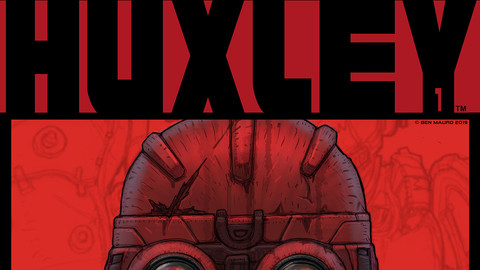 1 HUXLEY® GRAPHIC NOVEL part 1