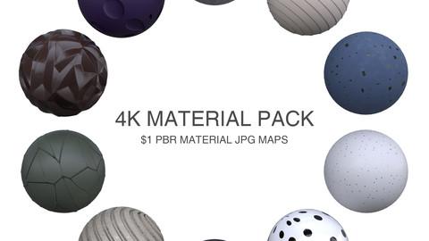 4K Material Pack