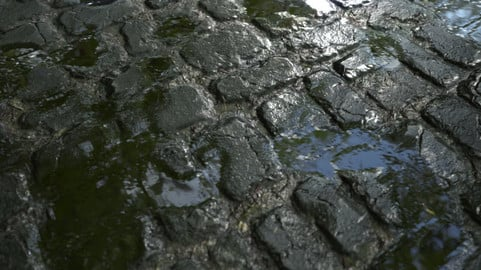 PBR Material (Substance) - Wood Planks and Cobblestone