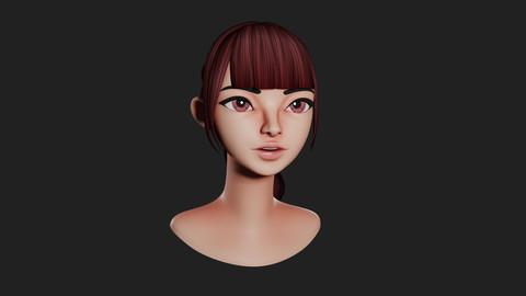 Cute Character CI