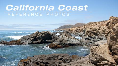 California Coast - Reference Photos