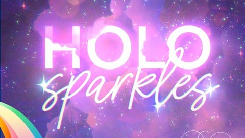 Holo Sparkles Brush Set