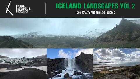 Iceland Landscapes Vol 2