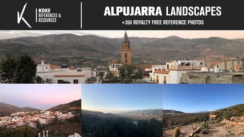 Alpujarra Landscapes