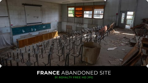 France - Abandoned Site