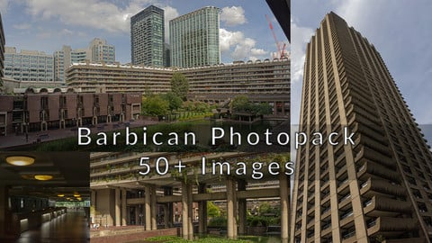 Barbican FREE Photopack 50 images