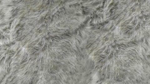 PBR Reindeer Fur 1 - 8K Seamless Texture (5 variations)
