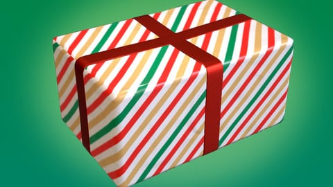 Christmas Wrapping Papers [SBS + SBSAR]
