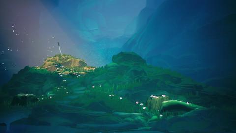 King Arthur - Excalibur's Cave UE4