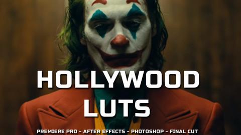 Hollywood LUTs - Joker