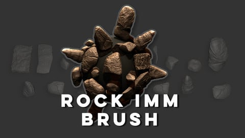 Rock IMM Brush