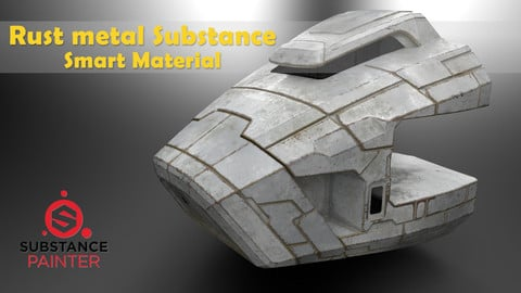 Rust metal Substance Smart Material