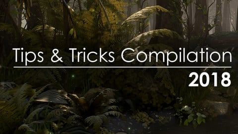 Tips and Tricks Compilation - 2018 Edition