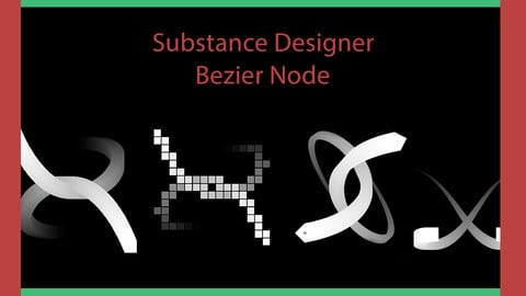 Substance Designer - Simple Bezier Curve