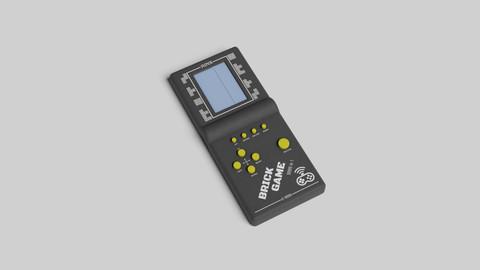 Brick Game Console