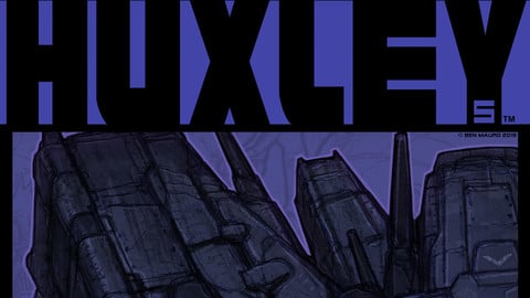 HUXLEY™ Graphic Novel PART 5