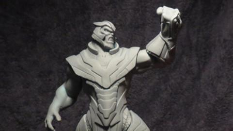 Thanos 3d Printed.