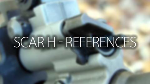 SCAR H - Guns References