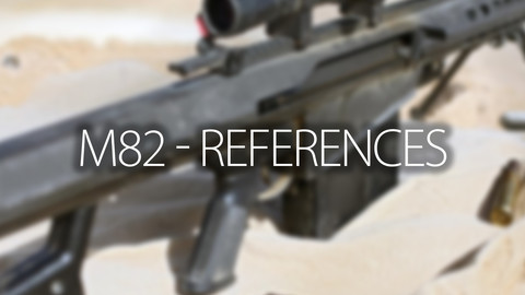 M82 - Gun References