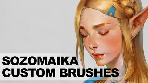 SOZOMAIKA CUSTOM BRUSHES | PHOTOSHOP